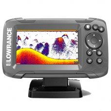 Эхолот Lowrance HOOK2-4x with Bullet Transducer and GPS Plotter