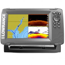 Эхолот Lowrance HOOK2-7 with SplitShot Transducer