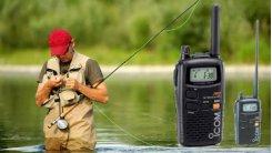 Правила выбора рации для охоты и рыбалки