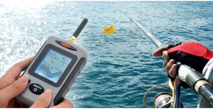 Как выбрать эхолот для рыбалки?