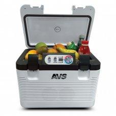 Автохолодильник AVS CC-19WBC (19л, 12/24/220В)